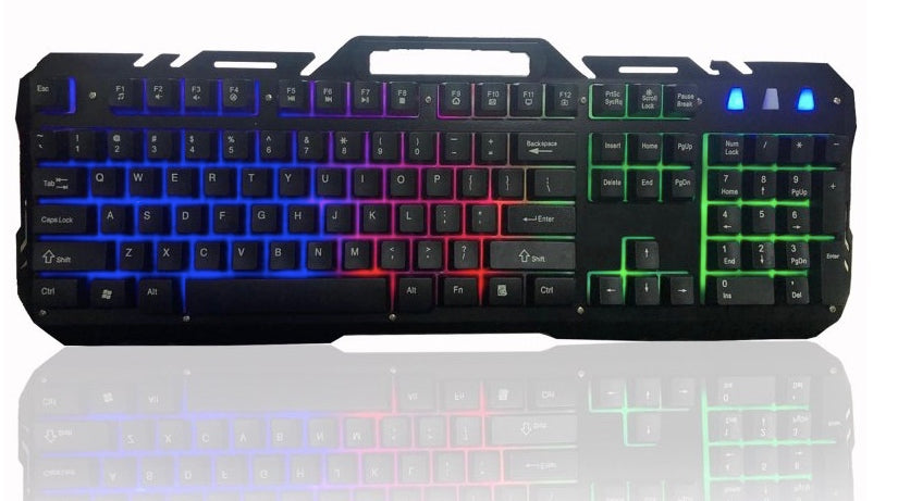 Scruffx Gameboard Gaming Keyboard
