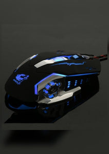 Scruffx FreeWolf Gaming Mouse