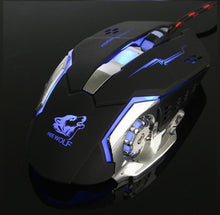 Load image into Gallery viewer, Scruffx FreeWolf Gaming Mouse