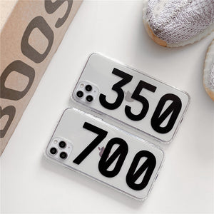 BOOST 350 iPhone Case