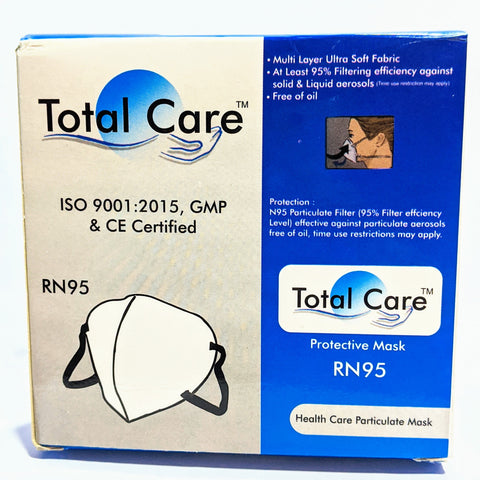 Total Care Protective Mask RN95