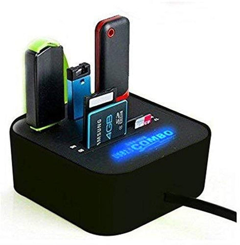 All in One Combo Card Reader