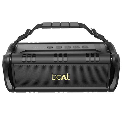 Bluetooth Speaker with 30W Loud Audio, Twin EQ Modes, Up to 7H Playtime,