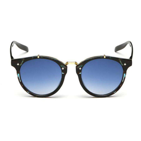 Vintage Rounded UV400 Sunglasses