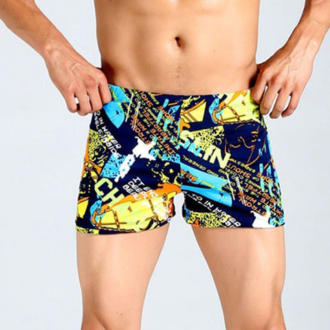 Quick Dry Beach Surfing Swimming Swim Trunks