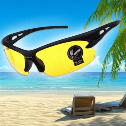 Outdoor Riding Explosion-Proof Windproof Sunglasses