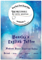 Flavored Originals: Weasley's English Toffee