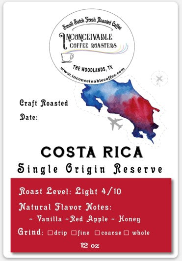 Load image into Gallery viewer, Costa Rica Single Origin Reserve