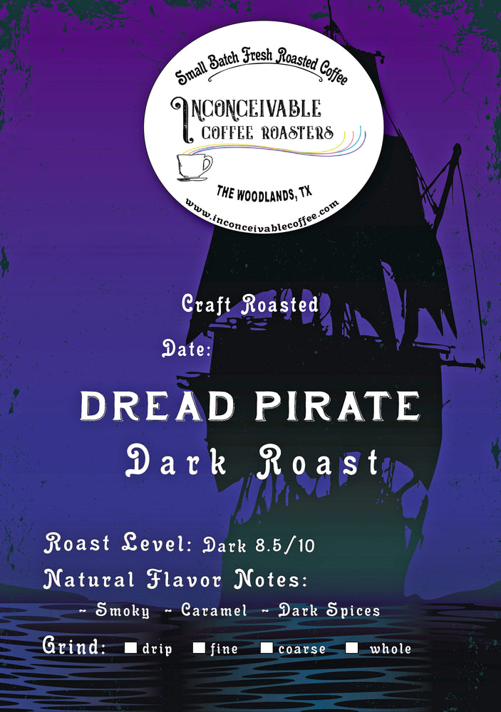 Dread Pirate Dark Roast