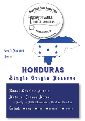 Load image into Gallery viewer, Honduras Estrella Lenca, 4oz