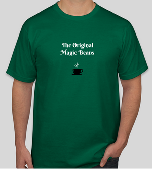 Load image into Gallery viewer, 'Magic Beans' Jersey Short Sleeve T-Shirt