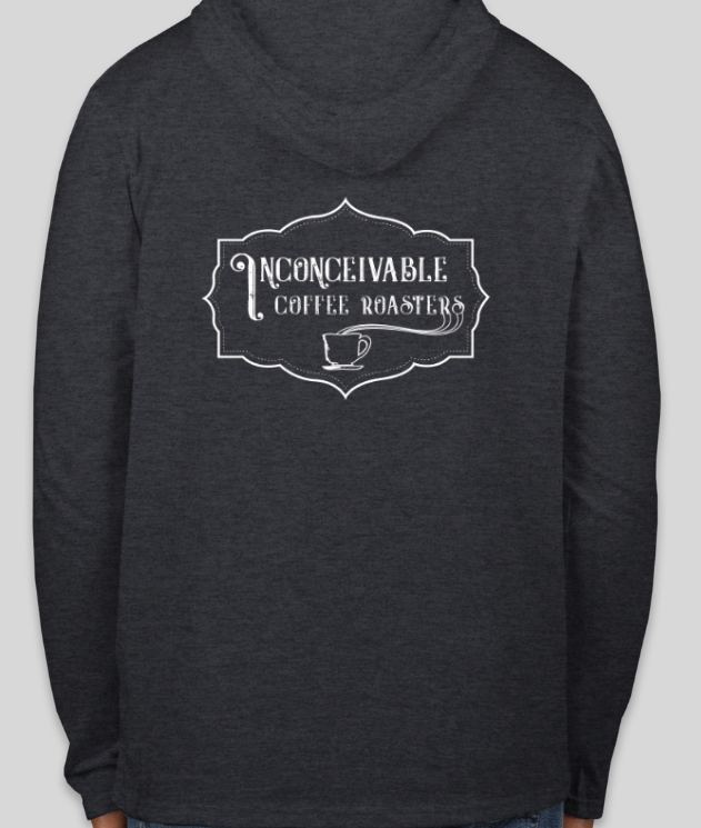 'Terrible Things' Hooded Long Sleeve T-Shirt
