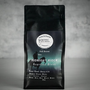 Load image into Gallery viewer, Midnight Rider Organic Espresso Blend
