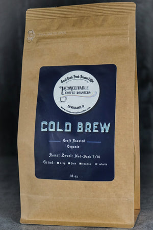 Load image into Gallery viewer, Organic Cold Brew, 16 oz