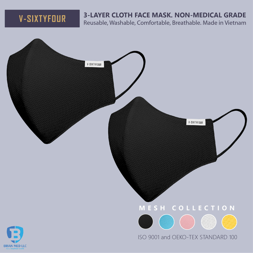 cloth face mask, fabric mask, face covering