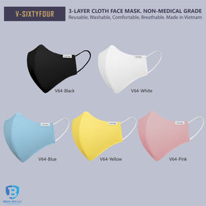 face mask full colors