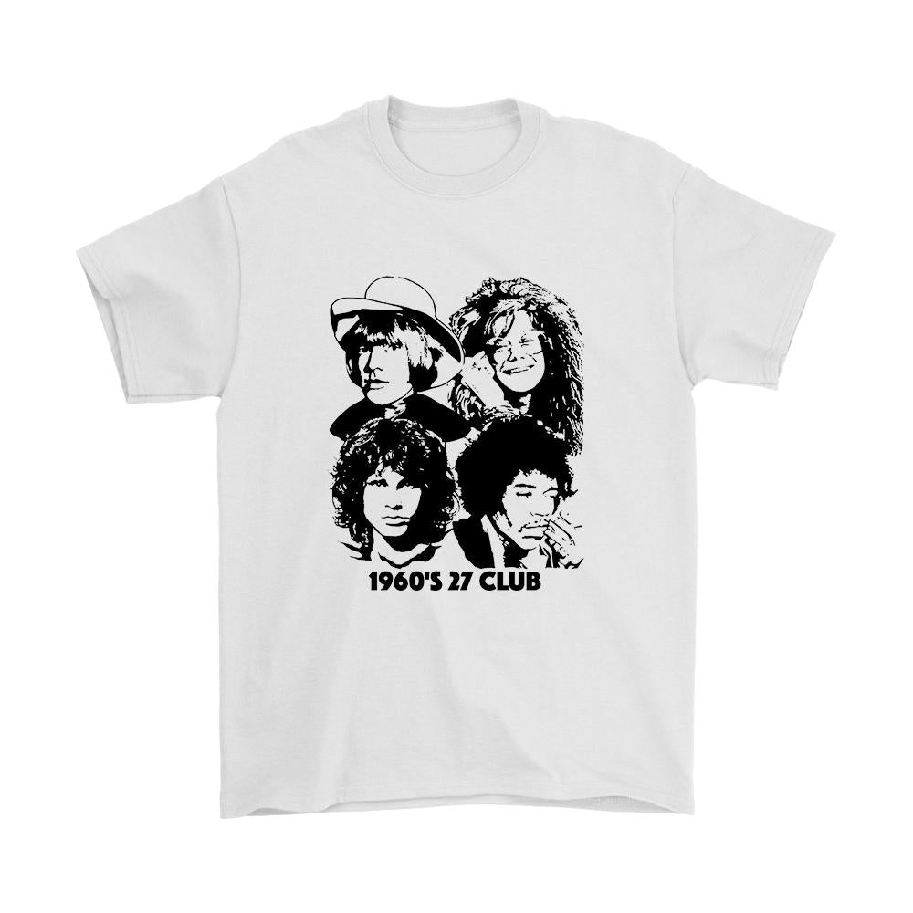 1960s 27 Club Men's T-Shirt