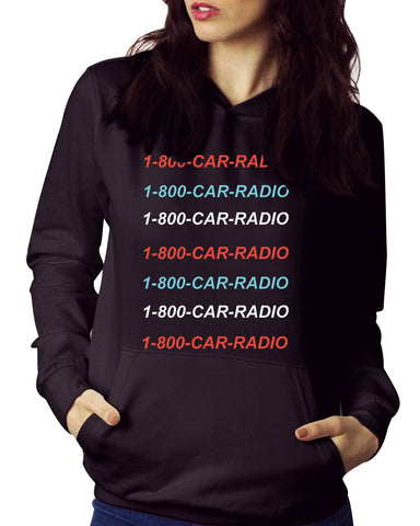1 800 Car Radio Hotlinebling Twenty One Pilots Edition Hoodie