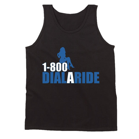 1 800 Dial A Ride Men'S Tank Top