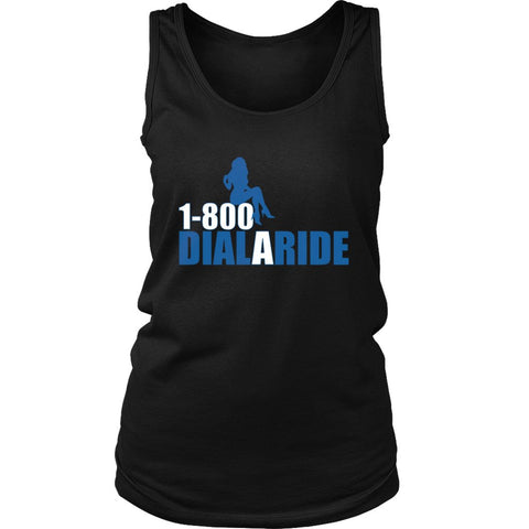 1 800 Dial A Ride Women'S Tank Top