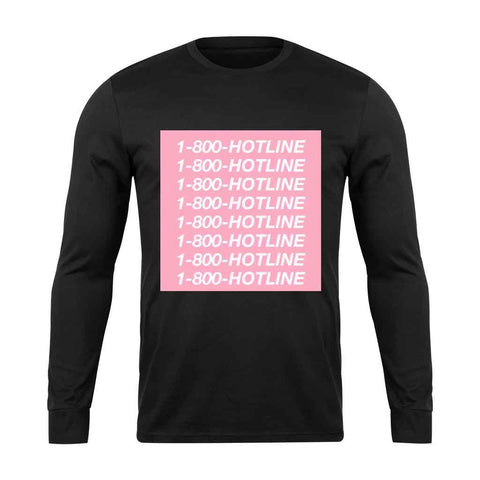 1 800 Hotline Long Sleeve T-Shirt