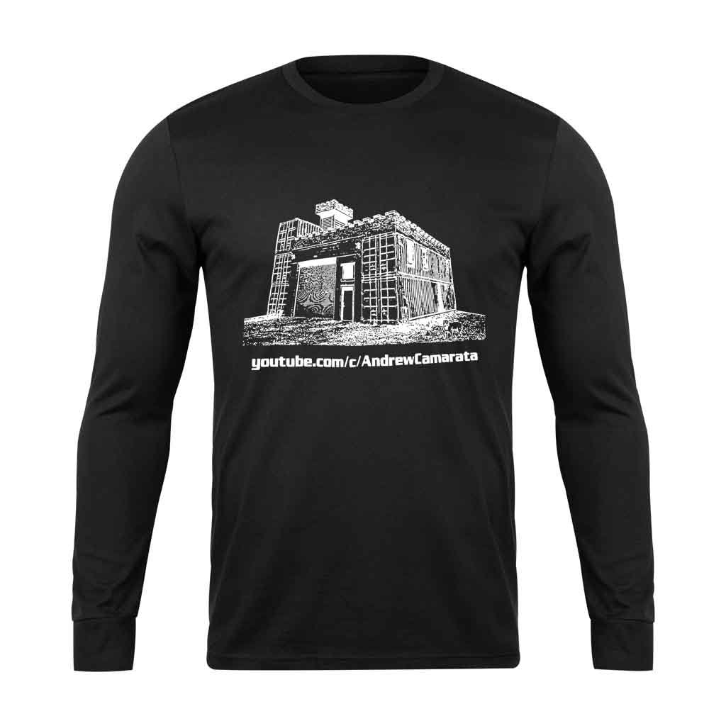A Camarata Property Maintenance Long Sleeve T-Shirt - Nuu Shirtz