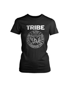 A Tribe Called Quest Atcq Logo Tribe Jaroni Q Tip Phife And Ali Shaheed Women's T-Shirt