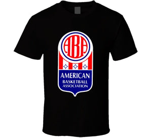 Aba American Basketball Association Logo Men's T-Shirt - Nuu Shirtz