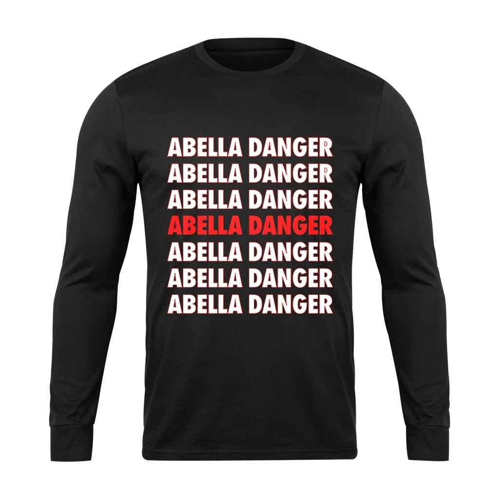 Abella Danger Long Sleeve T-Shirt - Nuu Shirtz
