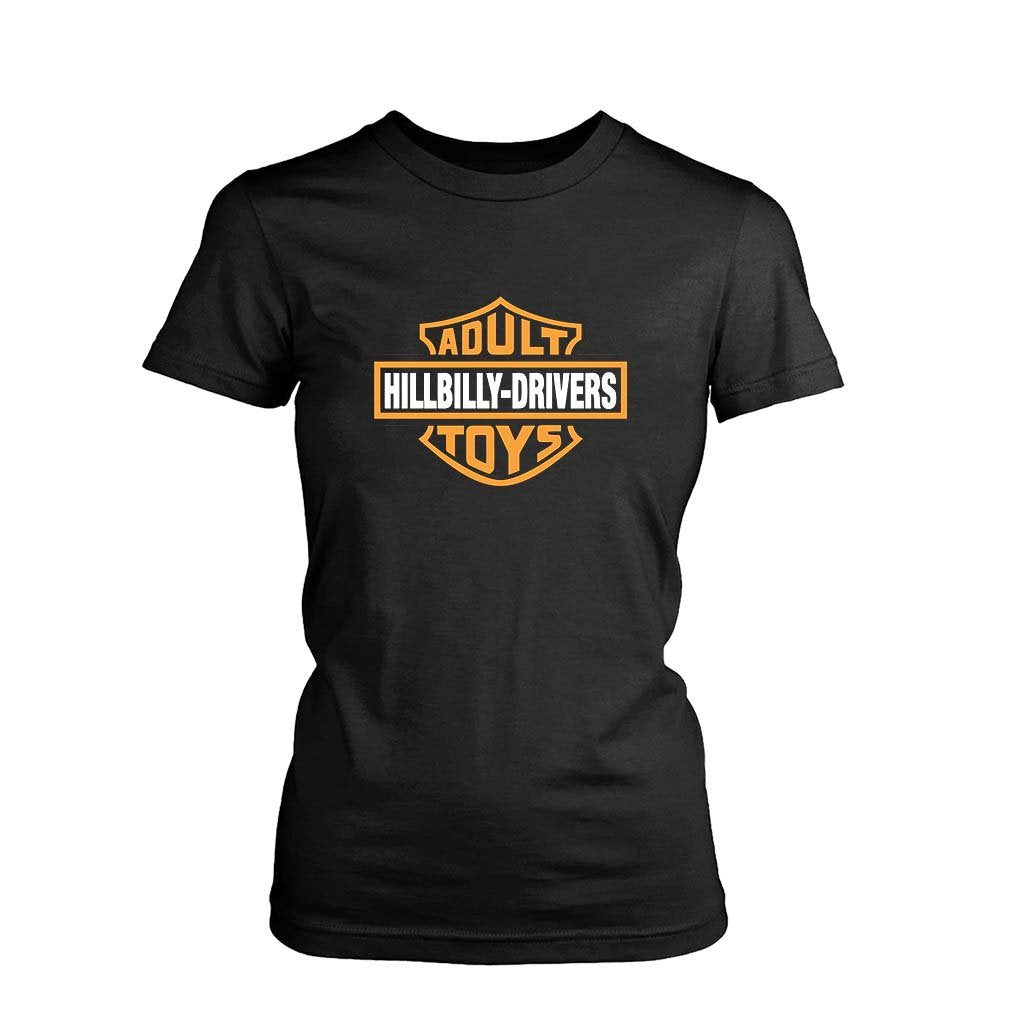 Adult Hilbilly Drivers Toys Women'S T-Shirt