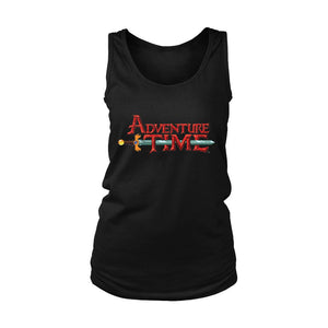 Adventure Time Women's Tank Top - Nuu Shirtz