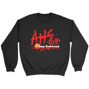 Ahs 1984 Camp Redwood Sweatshirt