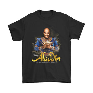 Aladdin Disney Men's T-Shirt - Nuu Shirtz