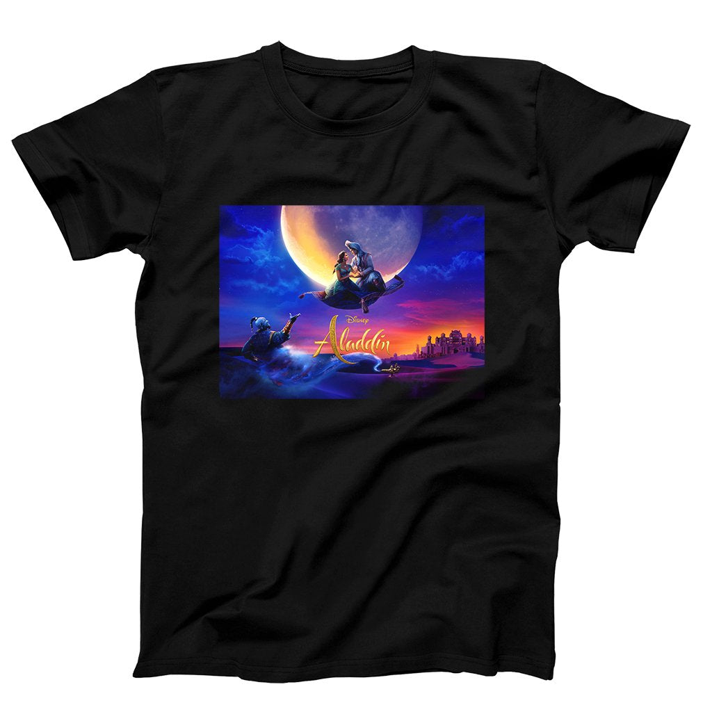 Aladdin Movie Poster Men's T-Shirt - Nuu Shirtz