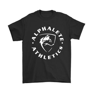 Alphalete Athletic Wolf Logo Men'S T-Shirt