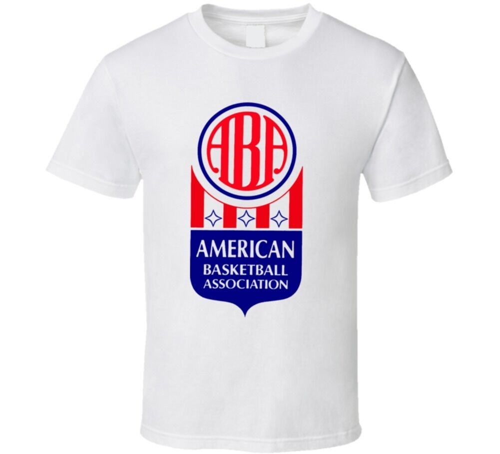 American Basketball Association Aba Men's T-Shirt - Nuu Shirtz