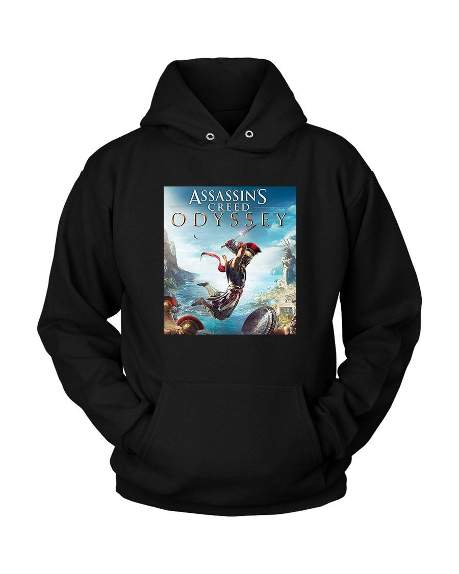 Assassins Creed Odyssey Unisex Hoodie - Nuu Shirtz