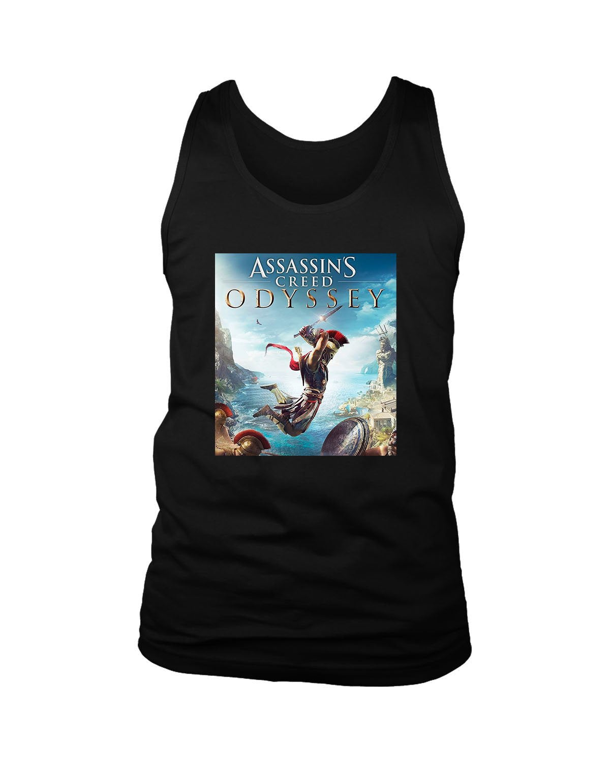 Assassins Creed Odyssey Men's Tank Top