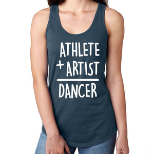 Athlete Artist Is Dancer Men's T-Shirt - Nuu Shirtz