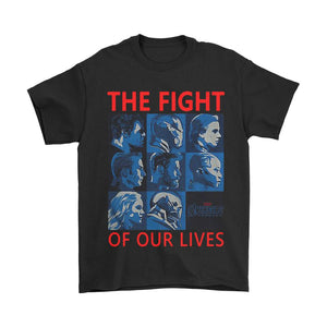 Avengers Endgame The Fight Of Our Lives Men's T-Shirt - Nuu Shirtz