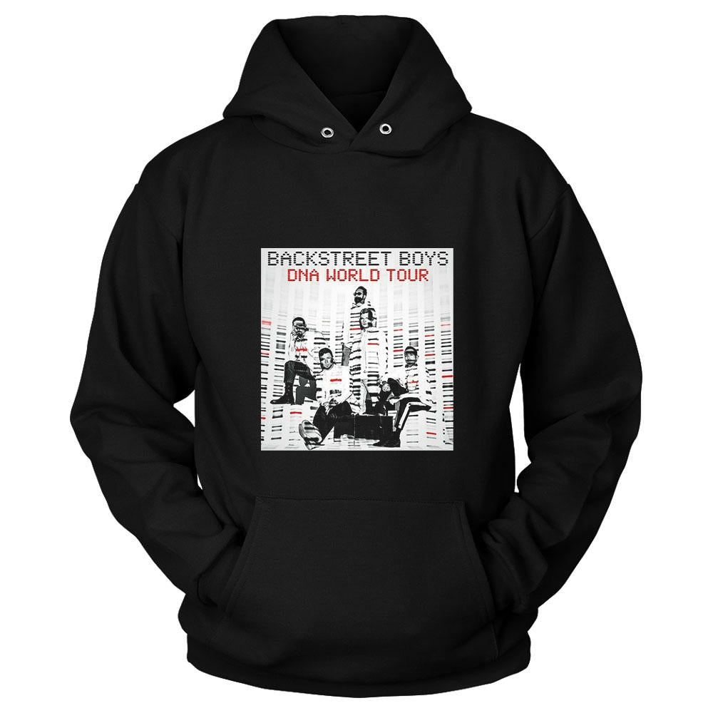 Backstreet Boys Dna Tour Concert Unisex Hoodie - Nuu Shirtz