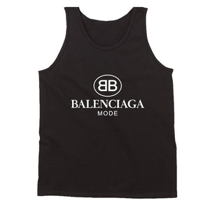 Balenciaga Men's Tank Top - Nuu Shirtz