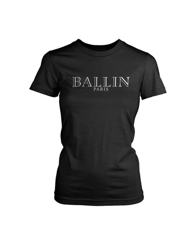 Ballin Paris Logo Women's T-Shirt