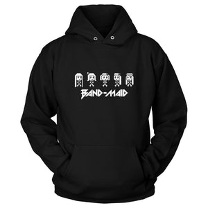 Band Maid Thrill New Beginning Choose Me Unisex Hoodie