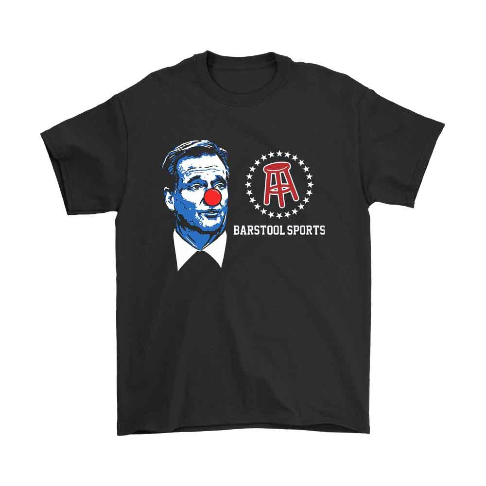 Barstool Sports Roger Goodell Clown Men'S T-Shirt