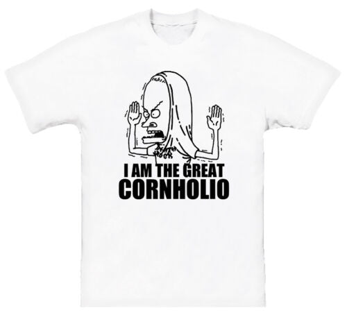 Beavis And Butthead Cornholio Men's T-Shirt - Nuu Shirtz