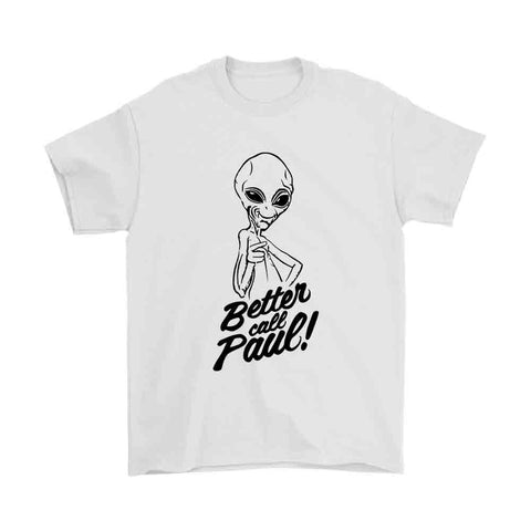 Better Call Paul Alien Drawing Men'S T-Shirt