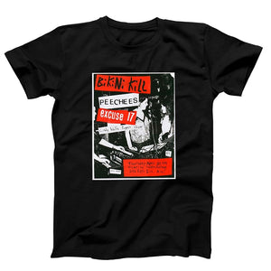 Bikini Kill Peechees Excuse 17 American Punk Rock Band Men's T-Shirt - Nuu Shirtz