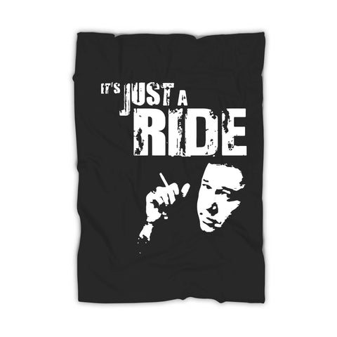 Bill Hicks Just A Ride Blanket