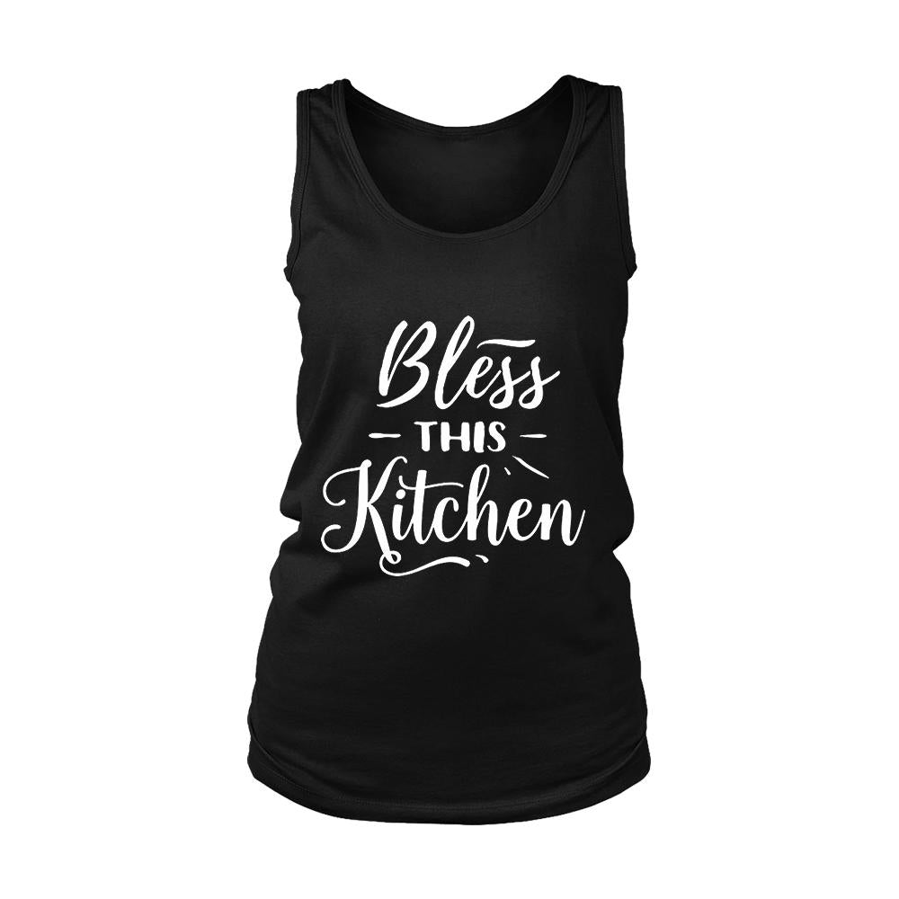 Bless This Kitchen Women's Tank Top